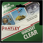 Pratley Quickset Clear