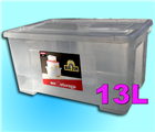 13L Alpha Clear Box