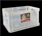 Clear Crate 22 Litre