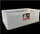 Clear Crate 46 Litre