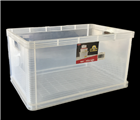 Clear Crate 68 Litre
