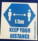 SOCIAL DISTANCE SIGN 290